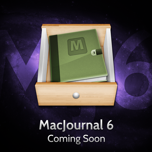 MacJournal 6: Coming Soon